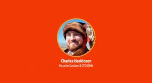 IOHKのCEOチャールス・ホスキンソン